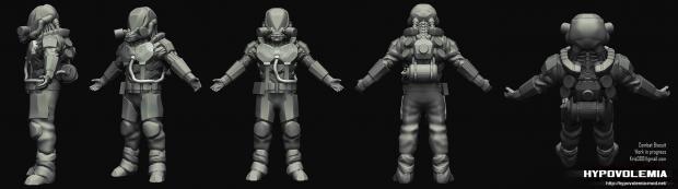 Hyp Combat Bio-suit