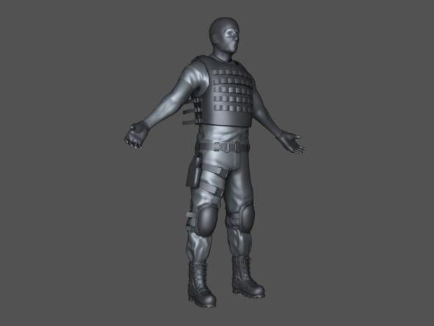 SPK Soldier Basic