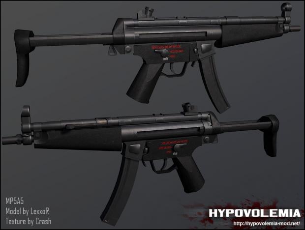 Hyp HK MP5A5