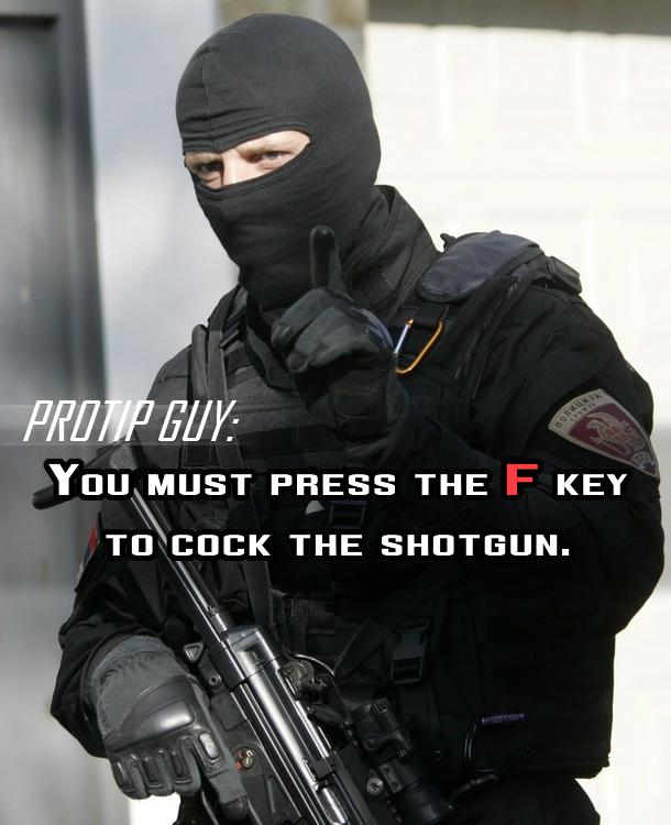PROTIP GUY #1