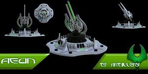 Aeon T3 Artillery wip