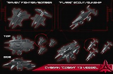 "Cybran ""Cobra"" T3 Battlestation"
