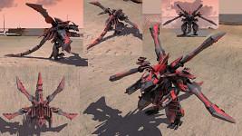 Cybran Dragon finished