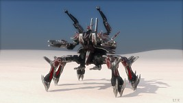 Cybran Mega XP Render