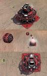 Cybran Shreder Drone launcher