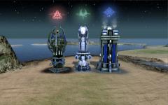 Experimental Warp Pillars Mod