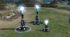 UEF Shields Generators ^_^