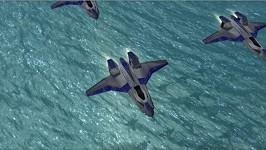 UEF T1 Fighter