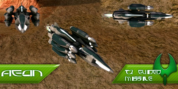 Aeon Guided Missile MKII finished
