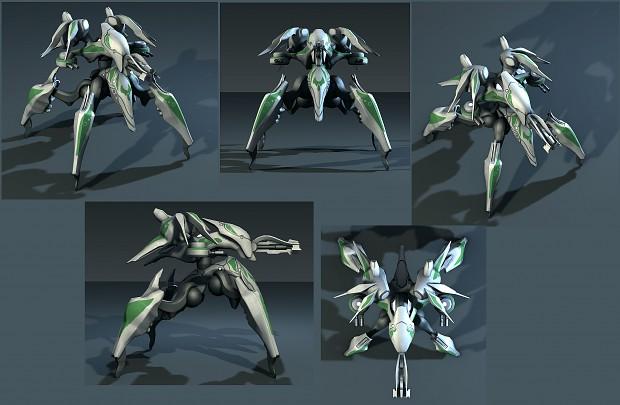 Aeon T3 heavy Assault bot v2