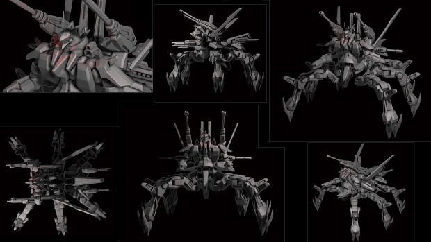 Cybran Mega XP