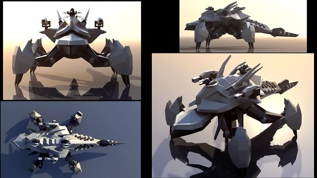 Cybran Phoenix T3 Dreadnought