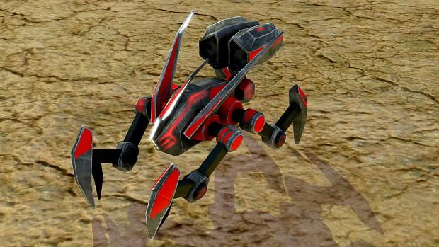 Cybran T1 missile bot