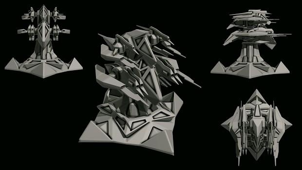 Cybran prototype pd