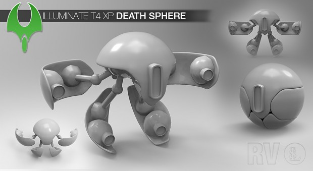 Illuminate Death Sphere