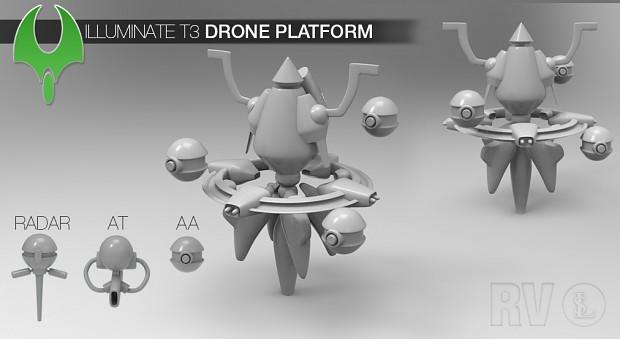 Illuminate Drone Platform