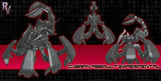 Cybran Experimental Assault Bot
