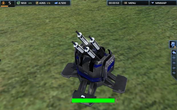 Skystalker T2 Quad Anti-Air