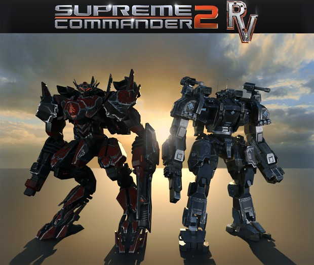 Supreme commander 2 RV