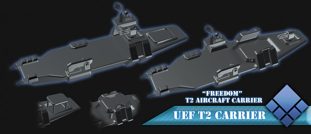 "UEF ""Freedom"" T2 Carrier"