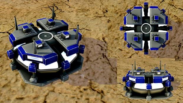 UEF T2 mass converter