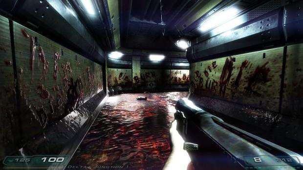 Sikkmod Enhanced Perfected Doom 3 Pics