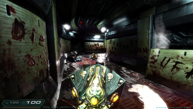 Sikkmod Enhanced Perfected Doom 3 Pics