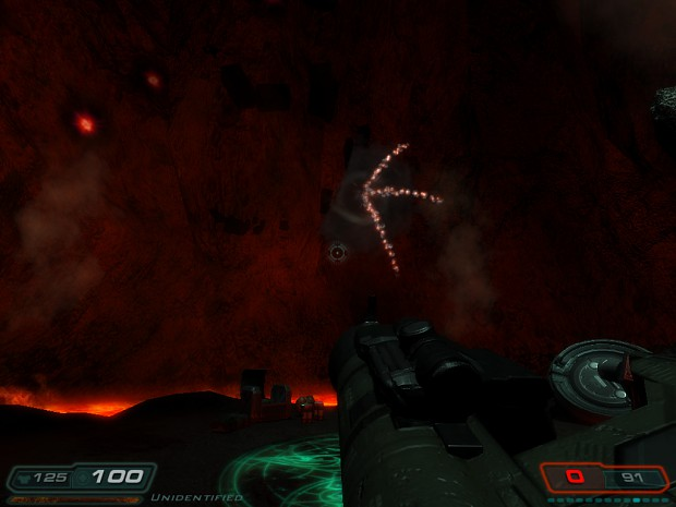 Perfected Doom 3 Screenshots