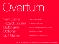 New Overturn WON Theme [April Fools]