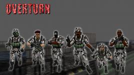 Mercenaries!