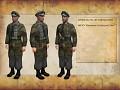 German Fallschirmjager NCO's