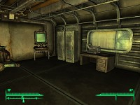 Vault 35 Entrance Security Room