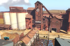 Granary concept from 2Fort map