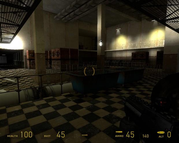 Prison Beta gameplay
