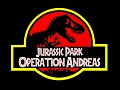 Jurassic Park Operation Andreas (Grand Theft Auto: San Andreas)