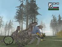 Zombie Dino Add On