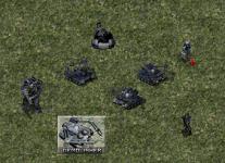 Allied Demolisher Bomb Drone
