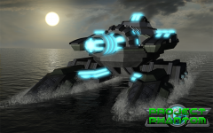 Hades Cruiser Wallpaper