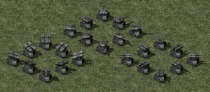 Capturable Turrets