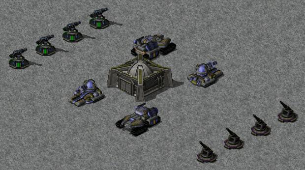 New Phantom/Dominion Defenses, Conduit Item Rework