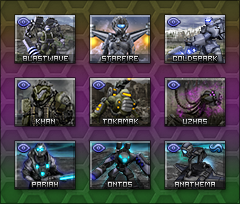 All 9 Heroes