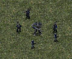Allied Hero/Commando - Juggernaut