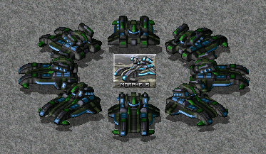 Phantom Morpheus Tank