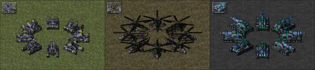 Technology Vault Units