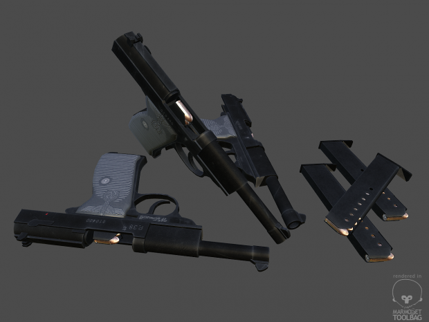 Weapons from B66
