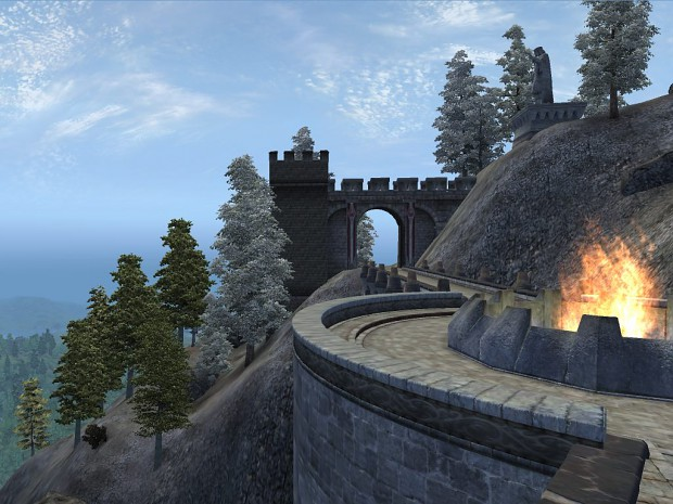 Bridge onto Cyrodiil