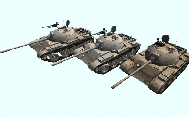 T-54 Available Soon!
