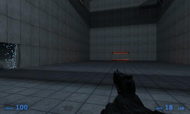 ,45 USP Tactical Pistol