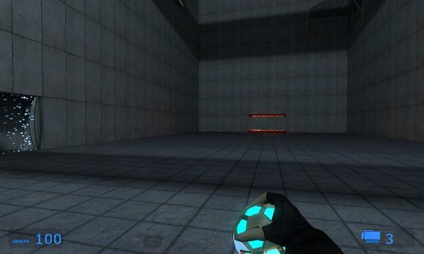 Experimental Black-hole Grenade