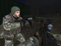 AK-74 Olive Drab Scoped